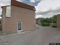 112 melding Ambulance naar Tijmdonk in Spijkenisse