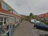 Ambulance naar Adama van Scheltemaplantsoen in Zaandam