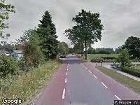 112 melding Brandweer naar Klomperweg in Lunteren