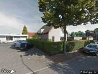 112 melding Ambulance naar De Nieuwe Ploeg in Berlicum