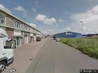 112 melding Ambulance naar Het Arsenaal in Den Helder