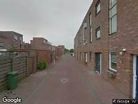 Ambulance naar Van den Corputschans in Zoetermeer