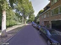 Ambulance naar Carel Reinierszkade in 's-Gravenhage