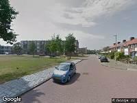 Ambulance naar Schoenerstraat in Den Helder