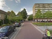 Ambulance naar Watercirkel in Amstelveen