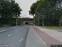 Brandweer naar Naaldwijkstraat in Amsterdam vanwege brand