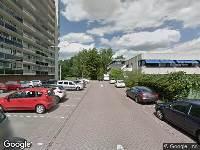 Brandweer naar Bleulandweg in Gouda vanwege brand