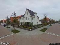 112 melding Ambulance naar Robert Johnsonstraat in Middelburg