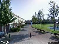 Ambulance naar Romehof in 's-Gravenhage