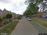 112 melding Ambulance naar Klaverstraat in 's-Hertogenbosch