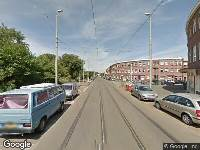 Traumahelikopter naar Duivelandsestraat in 's-Gravenhage