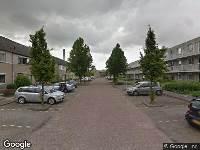 Ambulance naar Verweystraat in Zwijndrecht