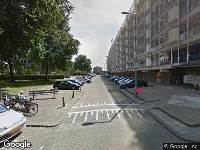 Ambulance naar Sint-Janshaven in Rotterdam