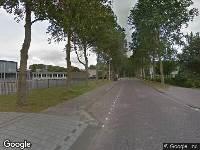 112 melding Ambulance naar Drs. F. Bijlweg in Den Helder