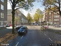 Ambulance naar Niersstraat in Amsterdam