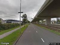 Ambulance naar Basisweg in Amsterdam