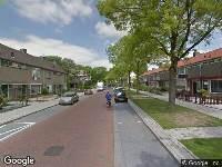 112 melding Ambulance naar Bleyslaan in Eindhoven