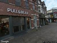 112 melding Ambulance naar Heuvel in Tilburg