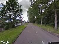 112 melding Ambulance naar Anton Philipsweg in Uithoorn