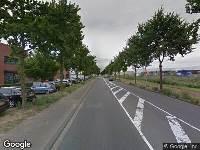 112 melding Brandweer en politie naar IABC in Breda vanwege letsel
