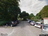 112 melding Brandweer naar Auxiliatrixweg in Venlo vanwege beknelling