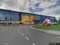 112 melding Ambulance naar Kruisweide in Breda