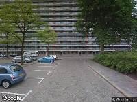 112 melding Ambulance naar Prikkorf in Hoogvliet Rotterdam
