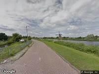 112 melding Ambulance naar Bergse Linker Rottekade in Rotterdam