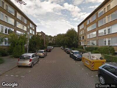 Brandweer naar Jan Prinsstraat in Weesp