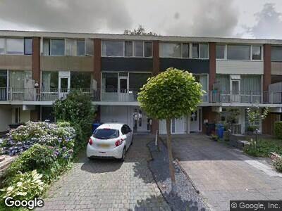 Ambulance naar Zandkamp in Hoogland