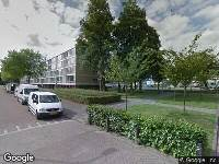 112 melding Traumahelikopter naar Schout Van Eijklaan in Leidschendam