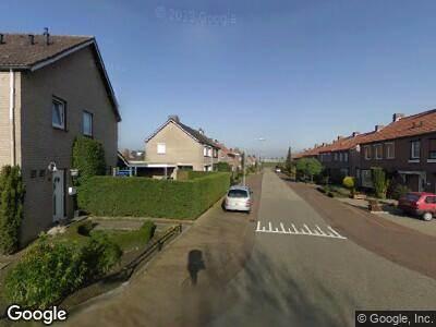 Brandweer naar Paalweg in Venlo
