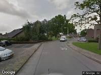 112 melding Besteld ambulance vervoer naar Hoogerheijdestraat in Ter Aar