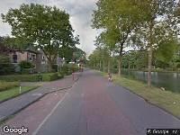 Traumahelikopter naar Herenstraat in Nieuwegein