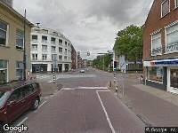 Politie naar Nieuwstad in Zutphen