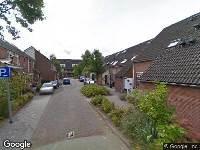 112 melding Politie naar Walnotendreef in Vlaardingen