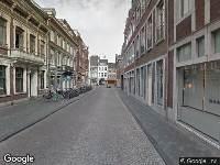 112 melding Brandweer naar Helmstraat in Maastricht