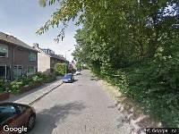 112 melding Ambulance naar Mortelweg in Teteringen