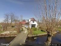 Politie naar Ruige Weide in Oudewater vanwege aanrijding met letsel