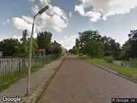 112 melding Brandweer naar Euterpestraat in Leeuwarden vanwege afgaan rookmelder