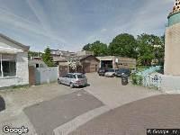 112 melding Brandweer naar Berlagestraat in Utrecht vanwege gebouwbrand