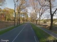 Politie naar Otterloseweg in Hoenderloo
