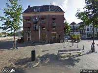 112 melding Brandweer naar Rodetorenplein in Zwolle