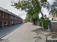 Brandweer naar Porporastraat in Zwolle