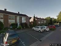 112 melding Brandweer naar Frambozenstraat in Groesbeek