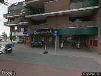 112 melding Ambulance naar Stationsstraat in Wormerveer vanwege letsel