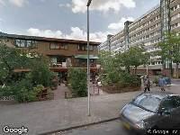 112 melding Ambulance naar Zamenhofdreef in Utrecht