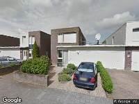 Brandweer naar Beeldsnijderstraat in Zwolle