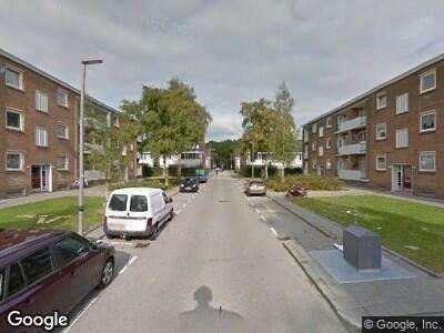 Brandweer naar Bruinissestraat in Rotterdam vanwege gebouwbrand