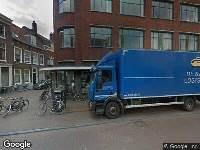 112 melding Ambulance naar Nobelstraat in Utrecht